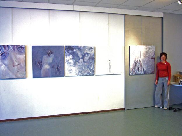 2007 Solo Expositie  Billthoven