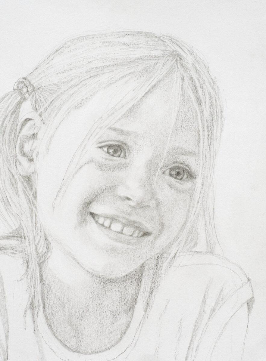 No title, pencil on paper, 21X29 cm